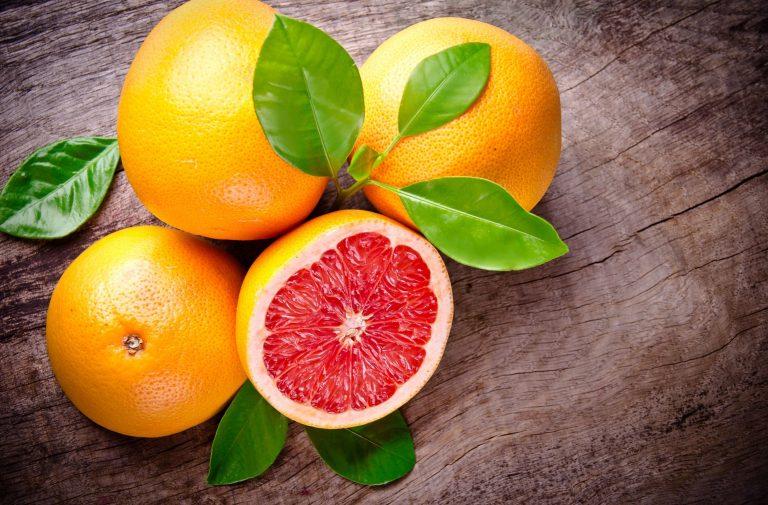 Sănătate și culoare  într-un singur fruct: Grepfruit